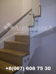 Перила из нержавеющей стали Ограждения для лестниц