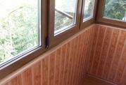 Ремонт,  обшивка балкона. Кривой Рог.